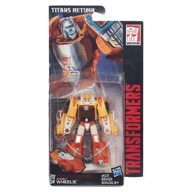 Transformers Legends Titan Wars Wheelie