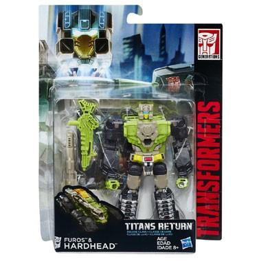 Transformers Deluxe Titan Wars Hardhead
