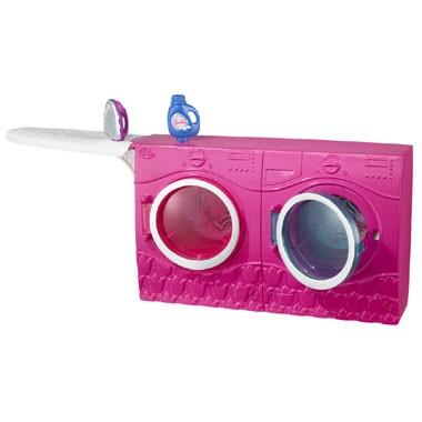 Barbie meubels wasmachine set