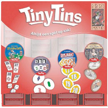 Tiny Tins Love letter