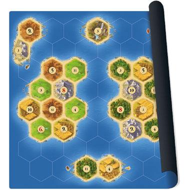 Catan playmat Islands