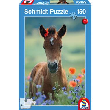 My lovely Foal puzzel - 150 stukjes
