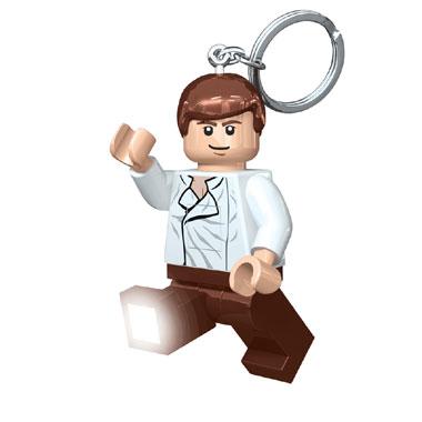LEGO Han Solo sleutelhanger met licht