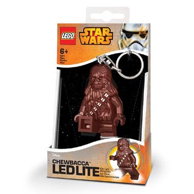 LEGO Chewbacca sleutelhanger met licht