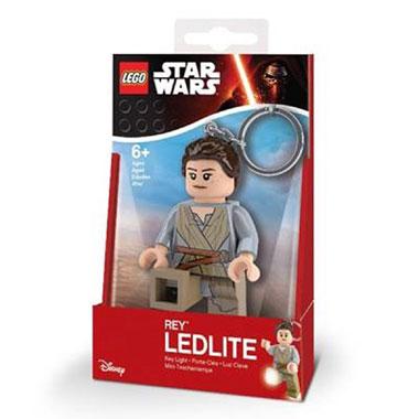 LEGO Rey sleutelhanger met licht