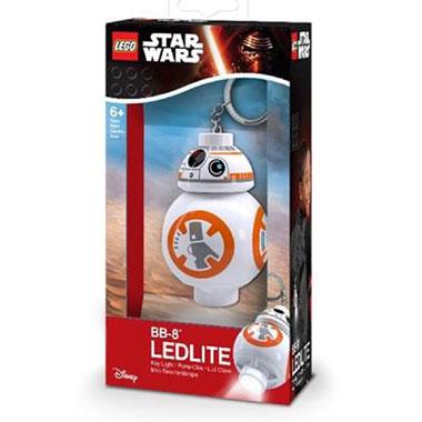 LEGO BB-8 sleutelhanger met licht
