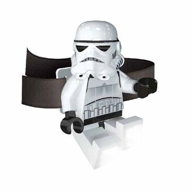 LEGO Stormtrooper hoofdlampje
