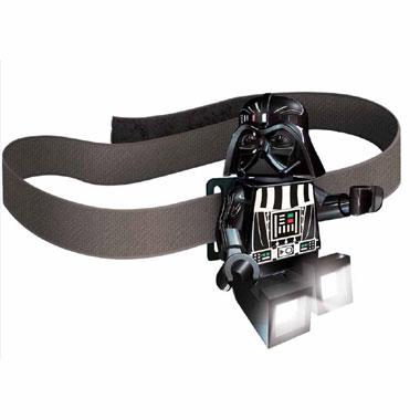 LEGO Darth Vader hoofdlampje