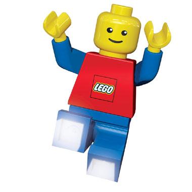 LEGO Classic zaklamp