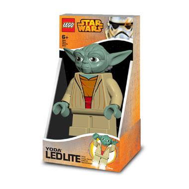 LEGO Yoda zaklamp