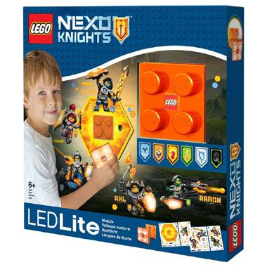 LEGO Nexo muurlamp