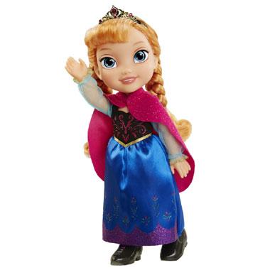 Frozen Anna Pop