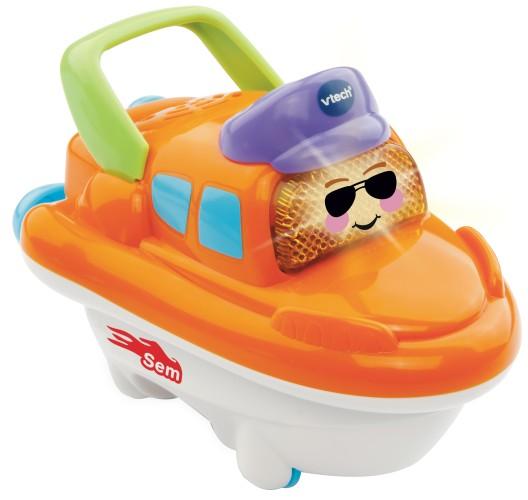 Vtech Blub Blub bootjes - Sem speedboot