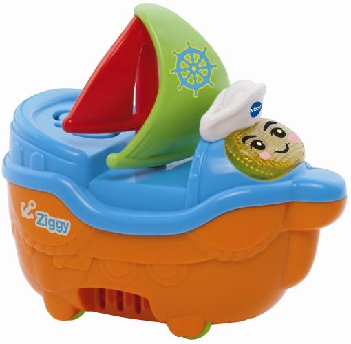 Vtech Blub Blub bootjes - Ziggy zeilboot