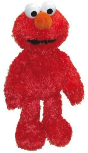 Elmo Sesamstraat pluche 21 cm