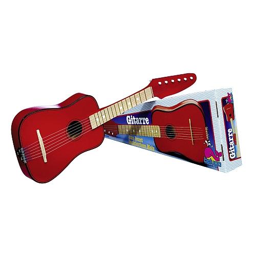 Bruin - houten gitaar