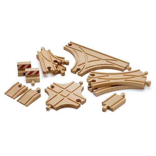 Brio - houten treinrails