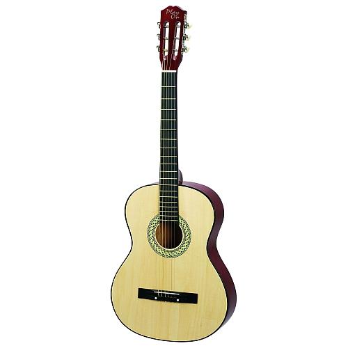 Play on - klassieke houten gitaar