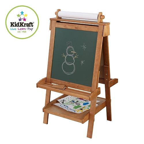 Kidkraft - verstelbaar houten schoolbord
