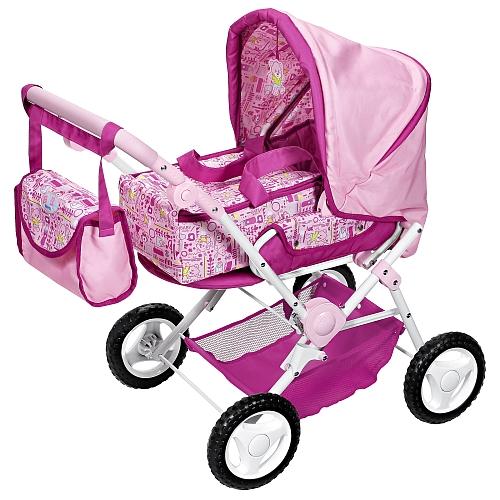 Baby born - deluxe poppenwagen
