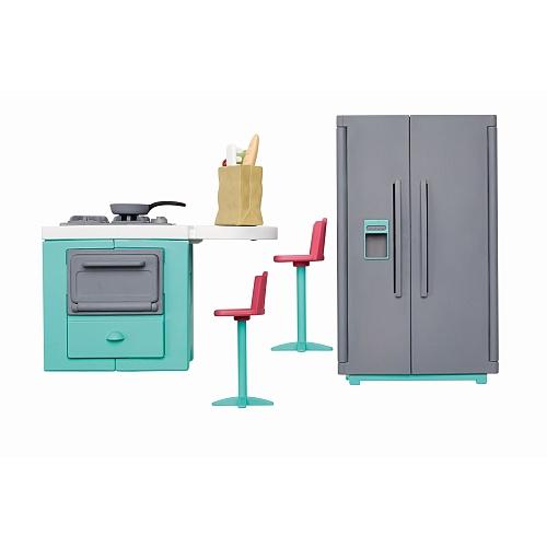 You & me - happy together deluxe meubelset keuken