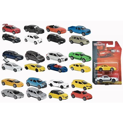 Majorette - voertuigen set van 2