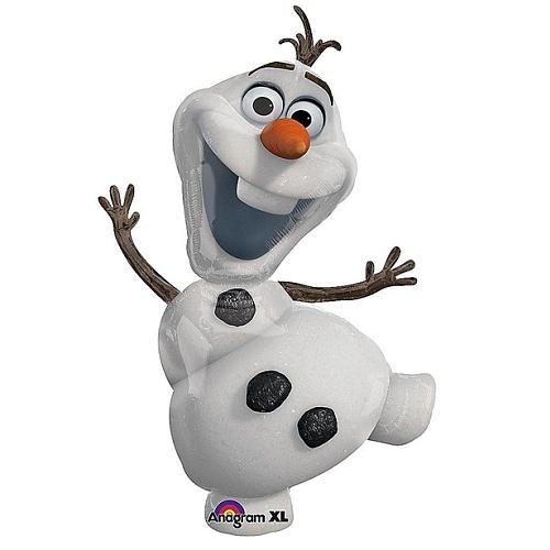 Disney frozen - mini ballon elsa/anna