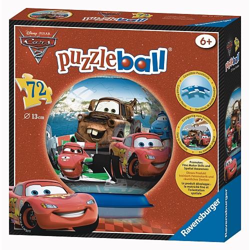 Disney cars 2 - puzzle ball
