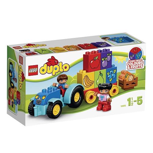 Lego duplo - 10615 mijn eerste tractor