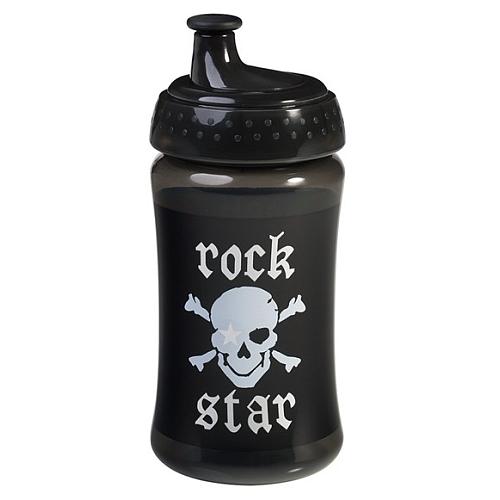Rock star baby - drinkbeker met sluiting