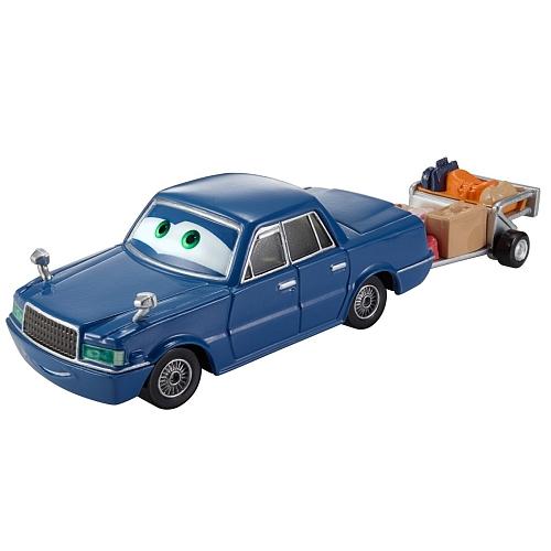 Disney cars - deluxe voertuig