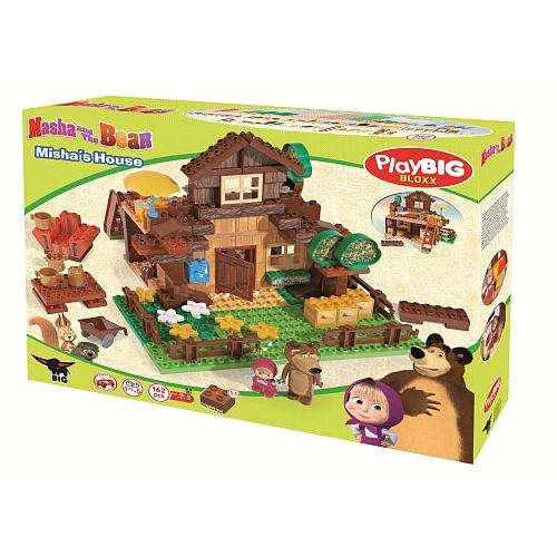 Big - playbig bloxx  - masha en de beer - beers huis