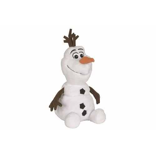 Disney frozen - knuffel olaf zittend