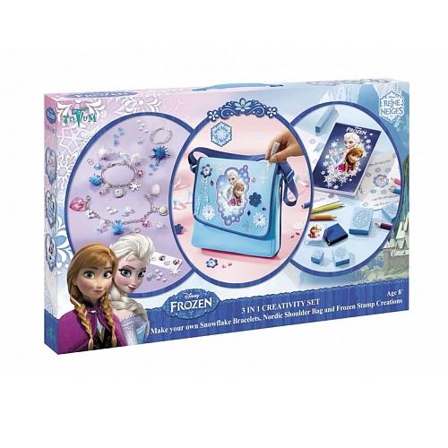 Disney frozen - 3-in-1 megaset