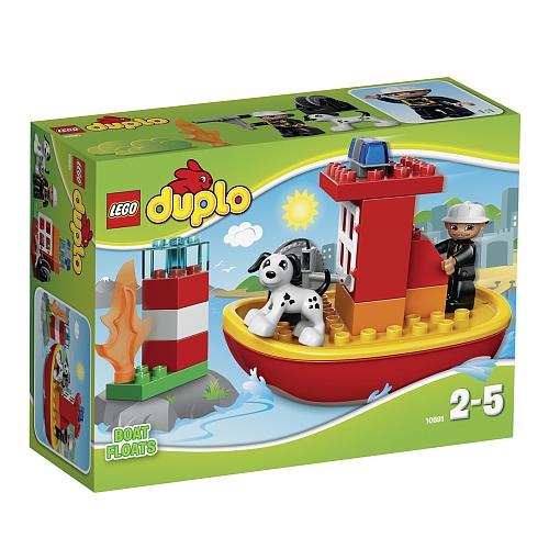 Lego duplo - 10591 brandweerboot