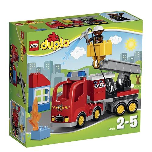 Lego duplo - 10592 brandweertruck