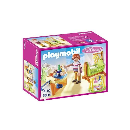 Playmobil - babykamer met wieg - 5304