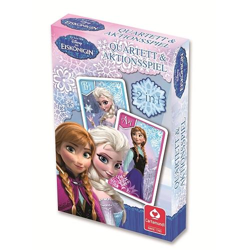 Disney frozen - kwartet