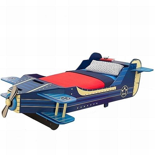 Kidkraft - kinderbed vliegtuig