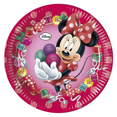 Minnie mouse - 8 borden