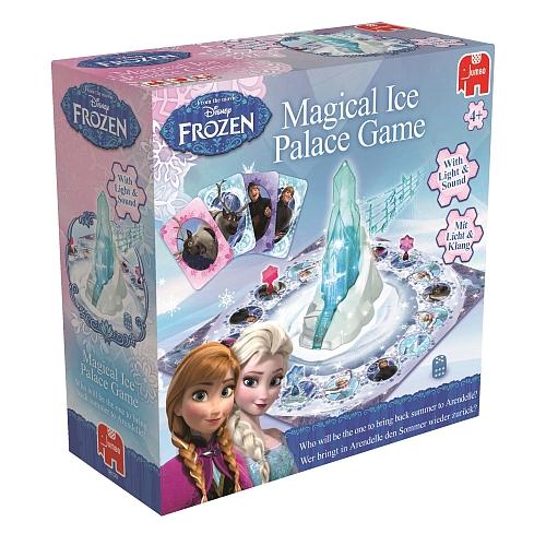 Disney frozen - magische ijspaleis (engelstalig)