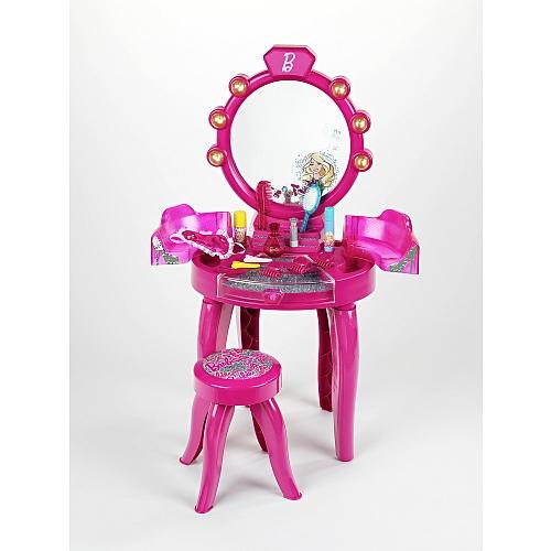 Barbie - kaptafel met krukje