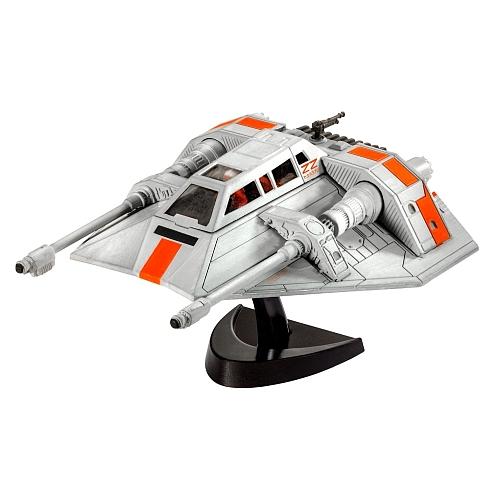 Revell - modelbouw: star wars snowspeeder