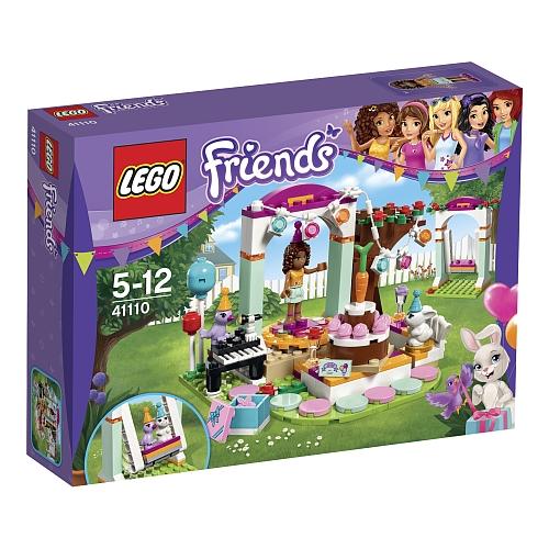 Lego friends - 41110 verjaardagsfeest