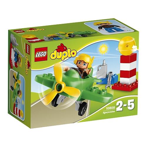 Lego duplo stad - 10808 klein vliegtuig