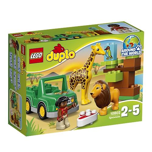 Lego duplo stad - 10802 savanne