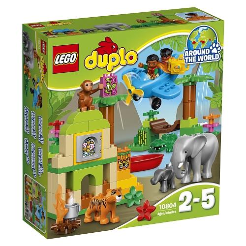 Lego duplo stad - 10804 jungle