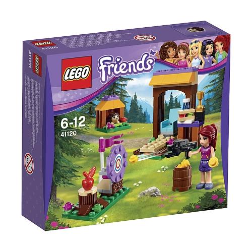 Lego friends - 41120 avonturenkamp boogschieten