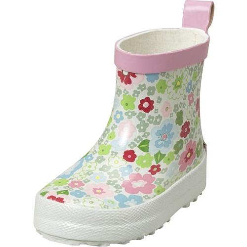 Playshoes - rubberlaarzen voor kinderen bloemen