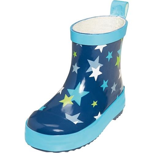 Playshoes - rubberlaarzen voor kinderen sterren